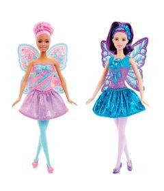 Kit-com-2-Bonecas-Barbie---Reinos-Magicos---Fada-do-Reino-dos-Diamantes-e-Fada-do-Reino-dos-Doces---Mattel
