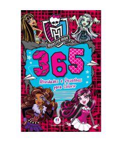 365-Atividades---Monster-High---Ciranda-Cultural