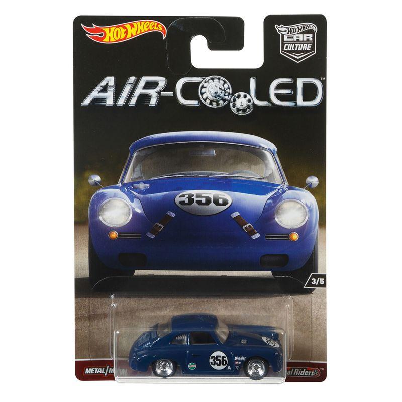 Carrinho Hot Wheels - Car Culture Redliners - Porsche 356A Outlaw - Mattel 729369bd50