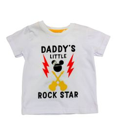 Camiseta-Manga-Curta-em-Meia-Malha---Mickey---Branco---Disney---P