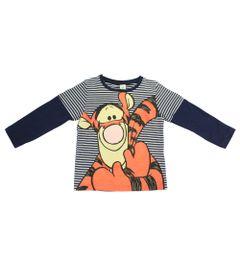 Camiseta-Manga-Longa-em-Meia-Malha-com-Sobreposicao---Tigrao---Marinho-e-Branco---Disney---3
