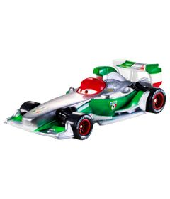 Carrinho-em-Diecast-Prata---Disney-Cars---Francesco-Bernoulli---Mattel