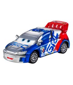 Carrinho-em-Diecast-Prata---Disney-Cars---Raoul-CaROULE---Mattel