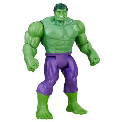 Figura-de-Acao-Articulada---15-cm---Avengers---Hulk---Marvel---Hasbro