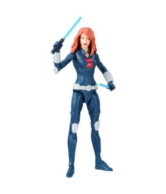 Figura-de-Acao-Articulada---15-cm---Avengers---Viuva-Negra---Marvel---Hasbro