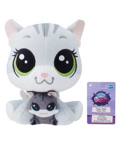 Pelucia-Littlest-Pet-Shop---Mamae-e-Filho---Tabsy-Felino-and-Holiday-Felino---Hasbro