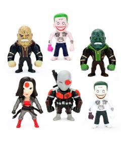 Kit-6-Figuras-Colecionaveis-6-Cm---Metals---DC-Comics---Suicide-Squad-e-Joker-Classico---DTC