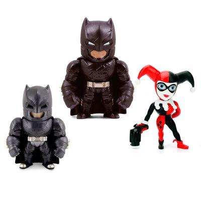 Kit-3-Figuras-Colecionaveis-14-e-10-Cm---Metals---DC-Comics---DTC