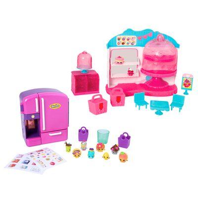 Kit-Playsets-e-Acessorios---Shopkins---Geladeira-Metalica-e-Cupcake-Queen-Cafe---DTC