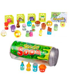 Kit-Mini-Figuras-Grossery-Gang---Box-trash-Pack-e-Mini-Figuras-Surpresa---DTC