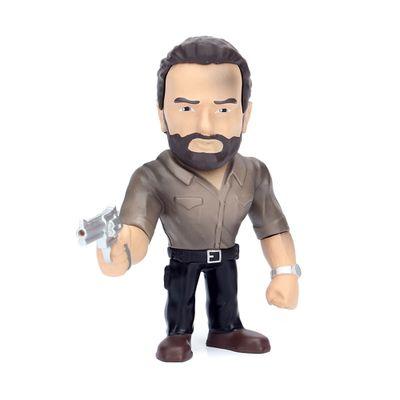 Figura-Colecionavel-10-Cm---Metals---The-Walking-Dead---Rick-Grimes---DTC