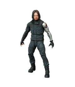 Figura-Colecionavel-18-Cm---Disney---Marvel---Select---Soldado-Invernal---Iron-Studios