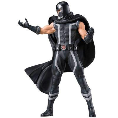 Figura-Colecionavel-20-Cm---Disney---Marvel---Uncanny-X-Men---Magneto---Iron-Studios