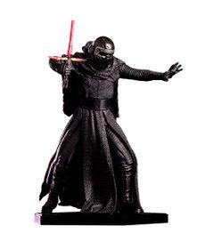 Figura-Colecionavel-24-Cm---Disney---Star-Wars---Episode-VII---Kylo-Ren---Iron-Studios