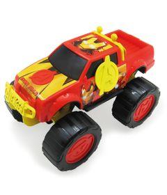 Carrinho-Roda-Livre---28-cm---Monster-Truck---Avengers---Iron-Man---Marvel---Toyng
