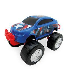 Carrinho-Roda-Livre---Monster-Car---Avengers---Capitao-America---Marvel---Toyng