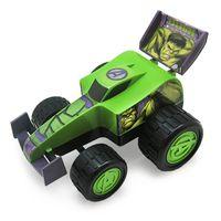Carro-Formula-1-de-Roda-Livre---Avengers---Hulk---Marvel---Toyng