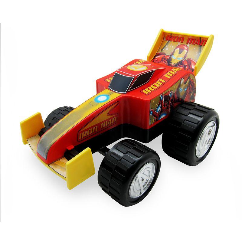 Carro Fórmula 1 de Roda Livre - Avengers - Iron Man - Marvel - Toyng - Ri  Happy Brinquedos 8a03fcfa639