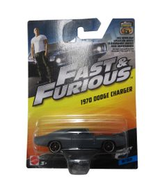 Carrinho-Die-Cast---Hot-Wheels---Velozes-e-Furiosos---1970-Dodge-Charge-RT---Mattel
