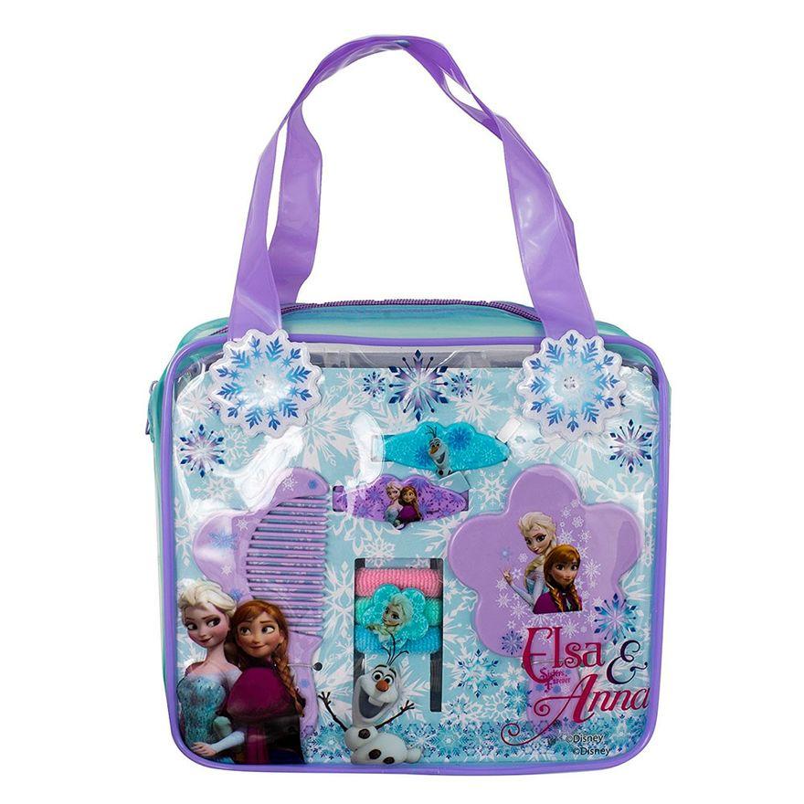 Kit-com-Acessorios-de-Cabelo---Disney---Frozen---New-Toys