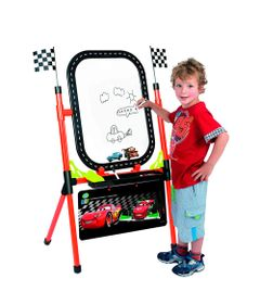 Conjunto-de-Artes-e-Atividades---Lousa-2-em-1---Disney---Carros---New-Toys-1