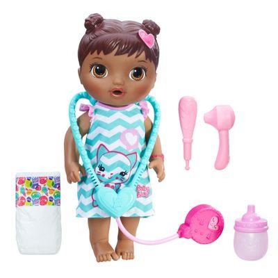 Boneca-Baby-Alive---Negra---Cuida-de-Mim---Hasbro