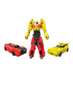 Conjunto-Transformers---Robots-In-Disguise---Combiner-Force---Sideswipe-e-Bumblebee---Hasbro