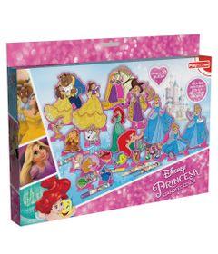 Conjunto-de-Artes---Personagens-Para-Colorir---Disney---Princesas---New-Toys