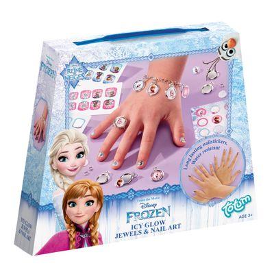 Conjunto-de-Atividades---Joias-e-Adesivos-de-Unha---Disney---Frozen---New-Toys