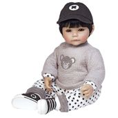 Boneca-Adora-Doll---Reborn---Baby-Bubba-Bear---Shiny-Toys