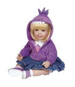 Boneca-Adora-Doll---Reborn---Dino-e-Denim---Shiny-Toys