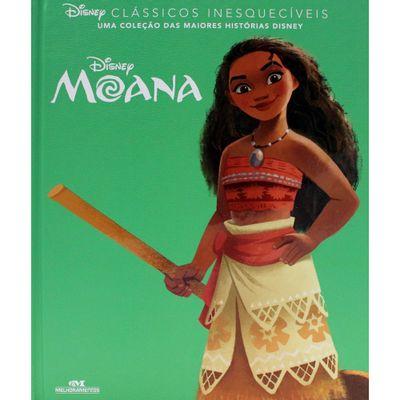 Classicos-Inesqueciveis---Moana---Disney---Melhoramentos