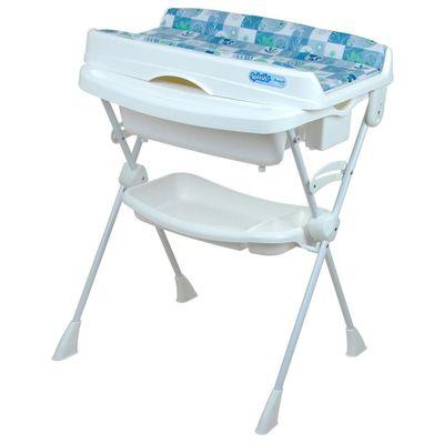 Banheira-com-Trocador---Splash----Peixinho-Azul---Burigotto