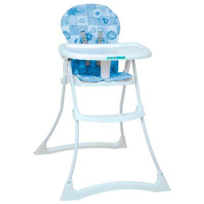 4db7244ce26c Cadeira de Alimentação - Bon Appetit Xl - Peixinho Azul - Burigotto