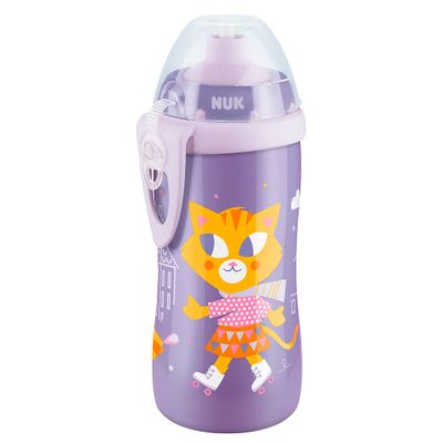 Copo-de-Treinamento-Anti-Vazamento---Junior-Girl---300-Ml---Nuk
