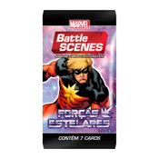 Deck-Battle-Scene---Booster-Unitario---Marvel---Forcas-Estelares---Capitao-Mar-Vell---Copag