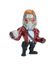 Figura-Colecionavel-10-Cm---Metals---Disney---Marvel---Guardioes-da-Galaxia---Star-Lord---DTC