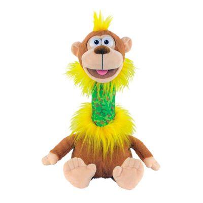 Pelucia-Fantoche---Pet-Repet-Zoo---Macaco---DTC