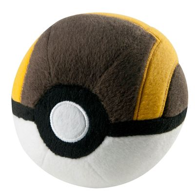 Pelucia-Pequena---11-Cm---Pokemon---Pokebola---Ultra-Ball---Tomy