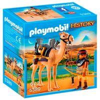 Playmobil---History---Guerreiro-Egipcio---5389---Sunny