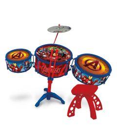 Bateria-Infantil-Musical---Avengers---Marvel---Toyng