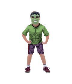 Fantasia-Classica-Curta-com-Peitoral---Hulk---Avengers---Marvel---Rubies---P