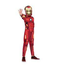 Fantasia-Classica-Longa--Homem-de-Ferro---Avengers---Marvel---Rubies---M