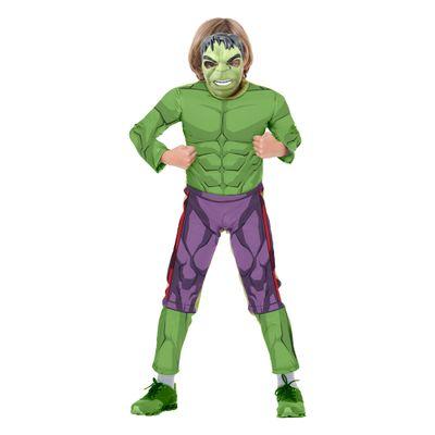 Fantasia-Classica-Longa--Hulk---Avengers---Marvel---Rubies---G