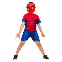 Fantasia-Curta-com-Peitoral---Homem-Aranha---Marvel---Rubies---G