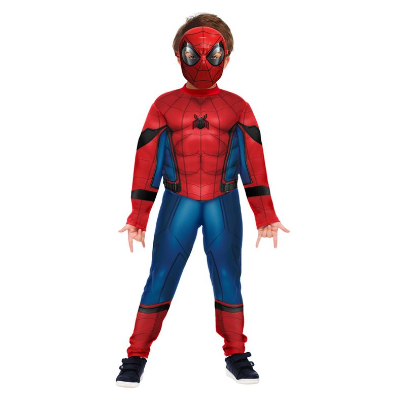 4c51b87905853d Fantasia Luxo - Homem-Aranha Homecoming - Marvel - Global Fantasias ...