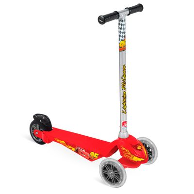 Skatenet-Junior---Disney---Pixar---Cars---Bandeirante