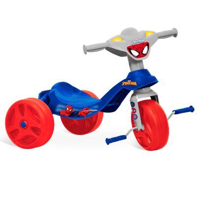 Triciclo-Tico-Tico---Disney---Marvel---Spider-Man---Bandeirante