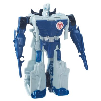 Boneco-Transformavel---15-Cm---Transformers-Robots-In-Disguise---One-Step---Sideswipe-Branco---Hasbro