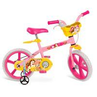 Bicicleta-ARO-14---Disney---Princesas---Bandeirante